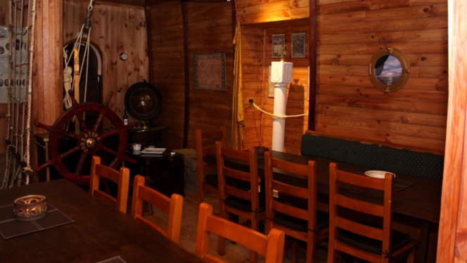 sala do restaurante - RoberTine Restaurant - Tapas & Winebar, Lisboa