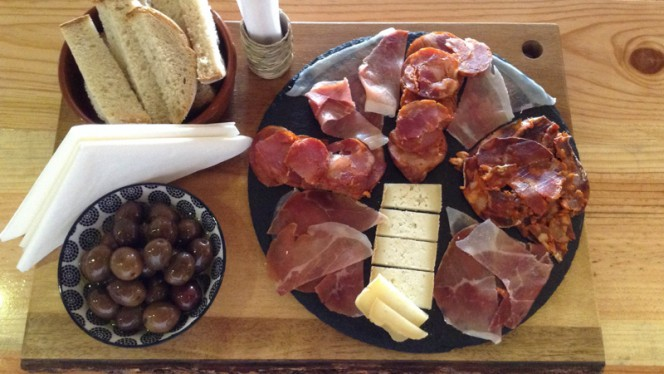 sugestão prato - RoberTine Restaurant - Tapas & Winebar, Lisboa