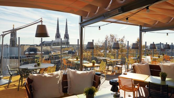 Terrasse - Mama Restaurant Bordeaux, Bordeaux
