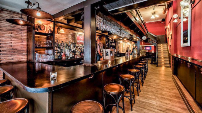 Baton Rouge 1 - Baton Rouge Cocktail Bar, Madrid