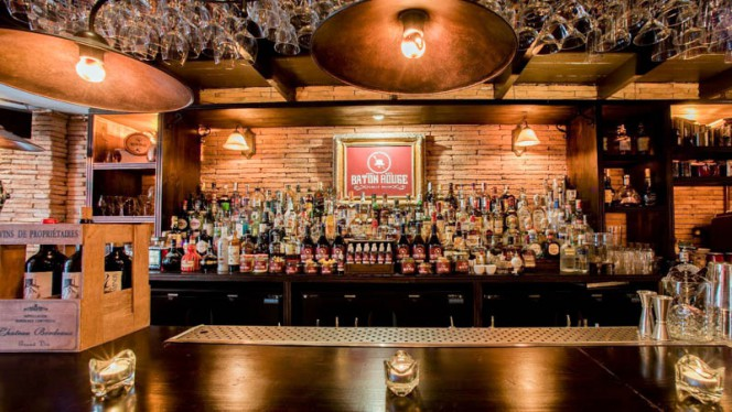 Baton Rouge 4 - Baton Rouge Cocktail Bar, Madrid