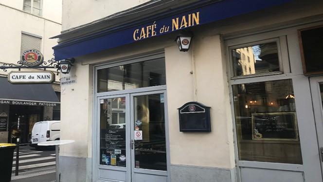 Entrée - Café du Nain, Lyon