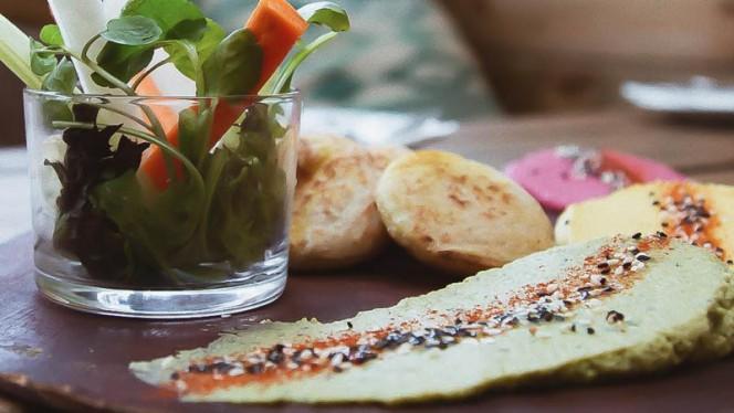 Sugerencia del chef - Ethniko Barcelona, Barcelona