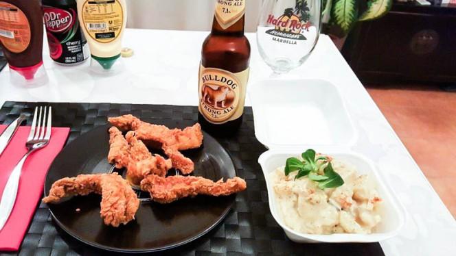 Suggerimento del chef - Corey's Soul Chicken, Milano