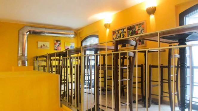 vista sala - Corey's Soul Chicken, Milano