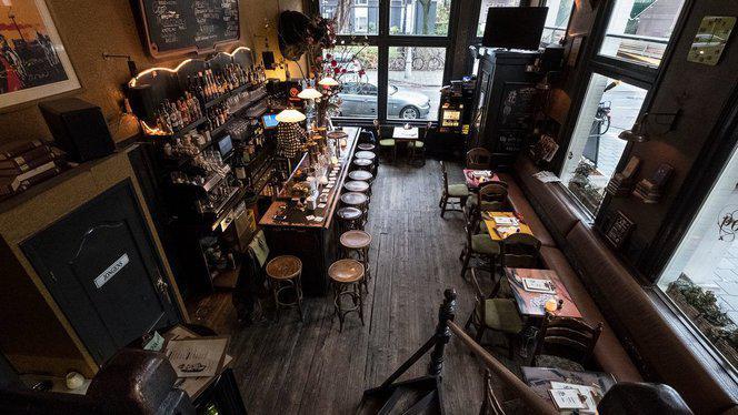 Cafe - De Toog, Amsterdam