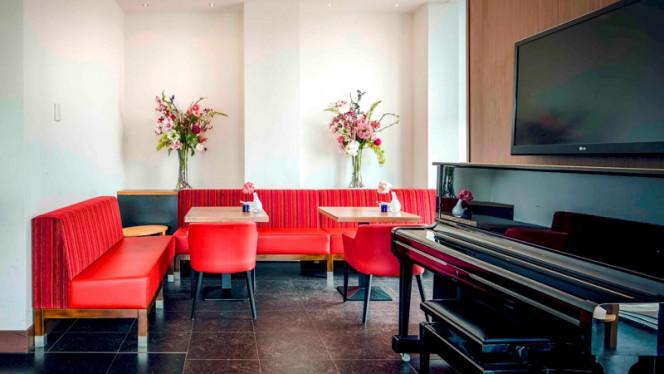 Bar - The Livingroom  (in het Babylon Hotel), Den Haag