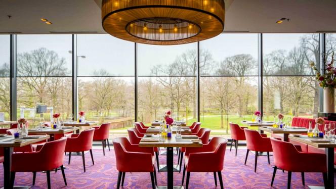 Restaurant - The Livingroom  (in het Babylon Hotel), Den Haag