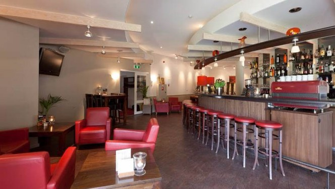 De bar - Brasserie Arc en Bleu, Renesse