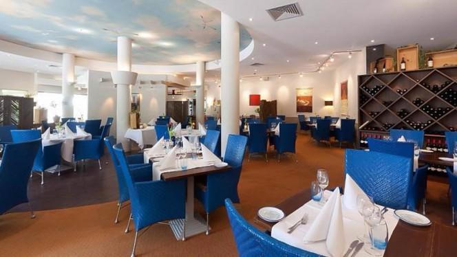 Het restaurant - Brasserie Arc en Bleu, Renesse