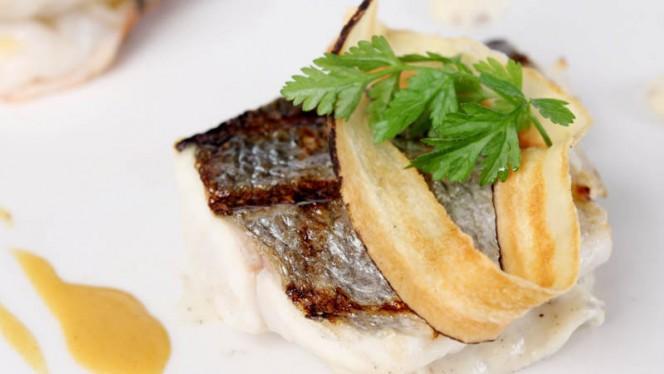 Suggestie van de chef - Brasserie Arc en Bleu, Renesse
