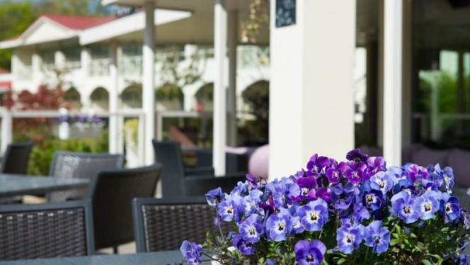Terras - Brasserie Arc en Bleu, Renesse