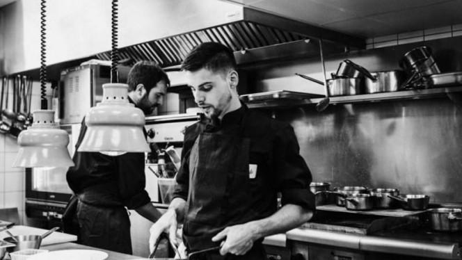 chef - L'Hedoniste, Strasbourg