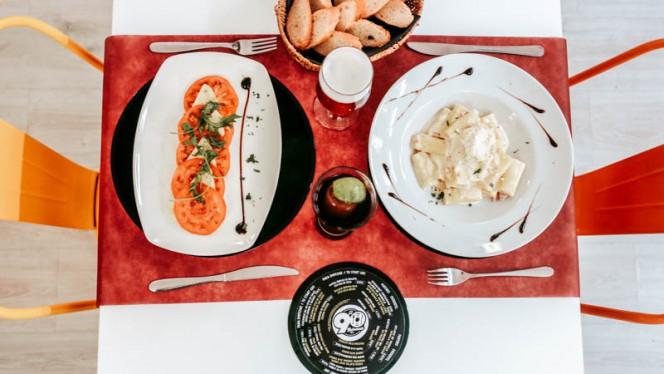 Sugerencia de plato - El 90 Restaurante Bar, Barcelona