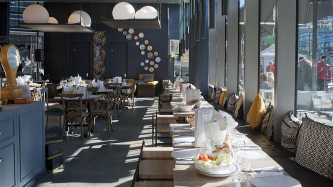 Interno - Casa Gourmet, Milan