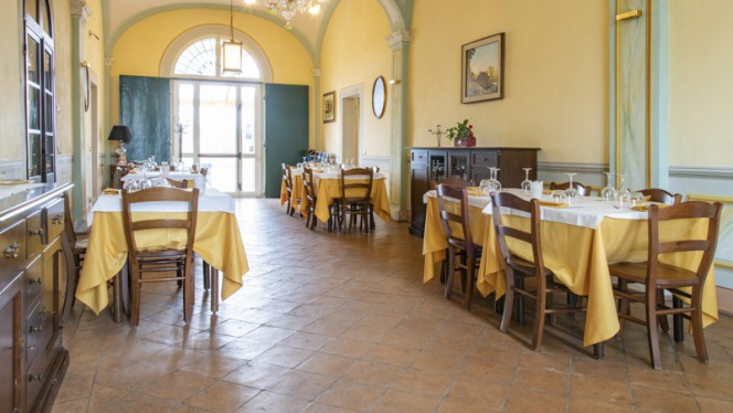 Interno - Locanda Corte Roveri, Bologna