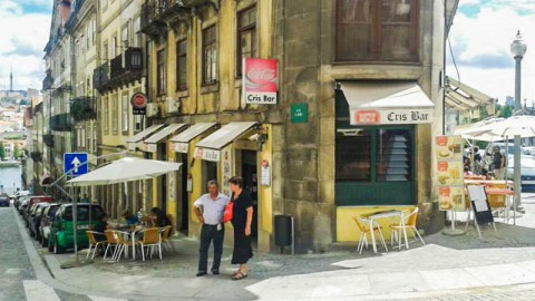 Cris Bar, Porto