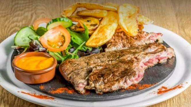 Suggestion de plat - Les Tontons Burgers (Saint-Georges), Lyon