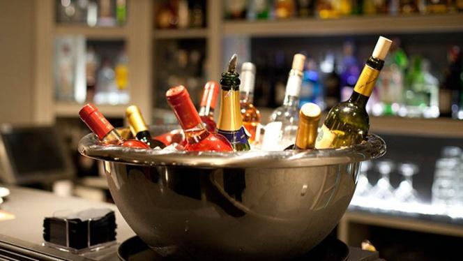 Bebida - Ataclub, Madrid