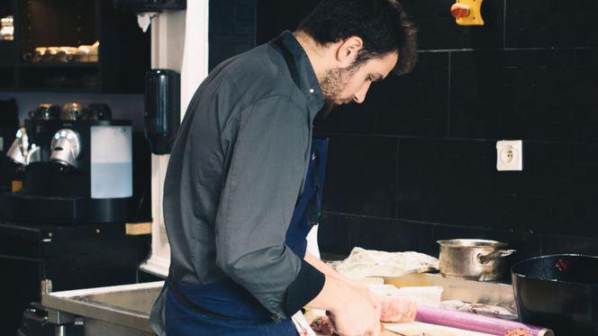 Chef - Son', Bordeaux
