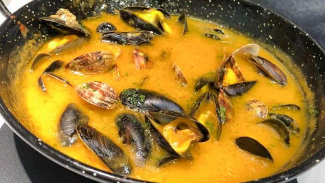 Sugerencia del chef - L' Amagatall, Vic