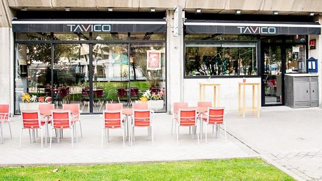 Terraza - Tavico, Madrid
