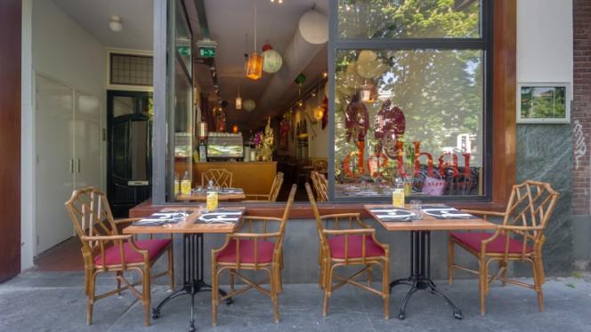 Buiten - Restaurant De Thai, Utrecht