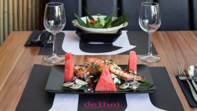 Gerecht - Restaurant De Thai, Utrecht