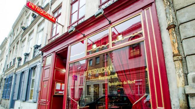 Entrée - Le Petrouchka, Lille