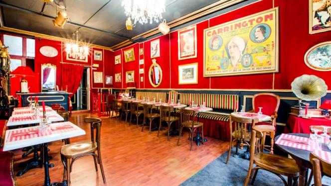 Vue de l'intérieur - Le Petrouchka, Lille