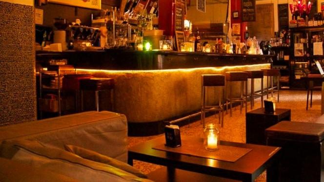 Sala - NU Lounge Bar Lunch, Bologna