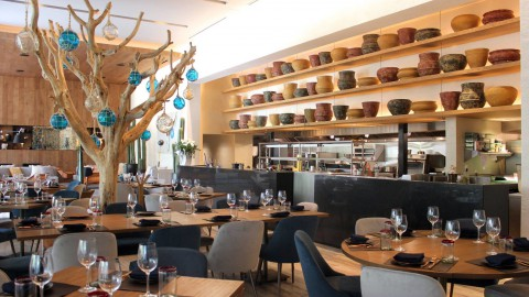 Toro Latin Kitchen & Bar, Mexico City