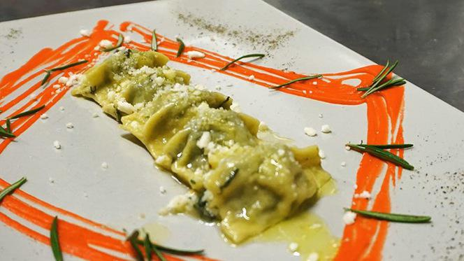 ravioli - Movida, Milan