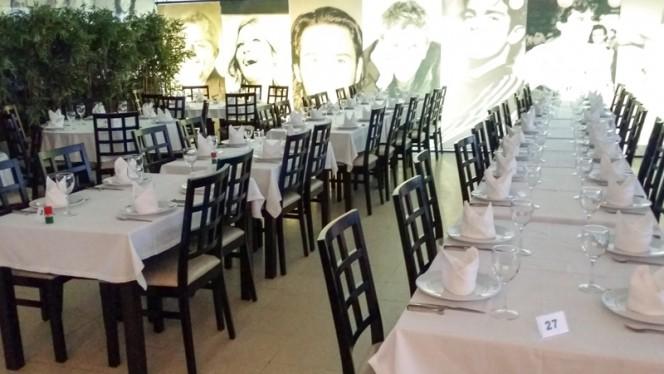 sala do restaurante - Fogo de Chão - Braga, Braga