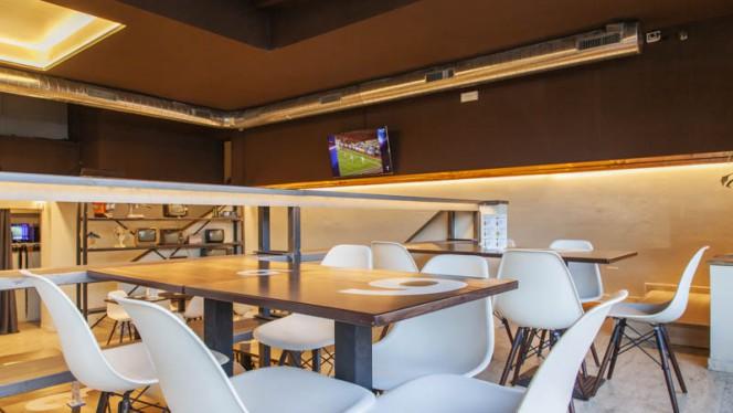 Veduta dell interno - Salumeria dello Sport, Milan
