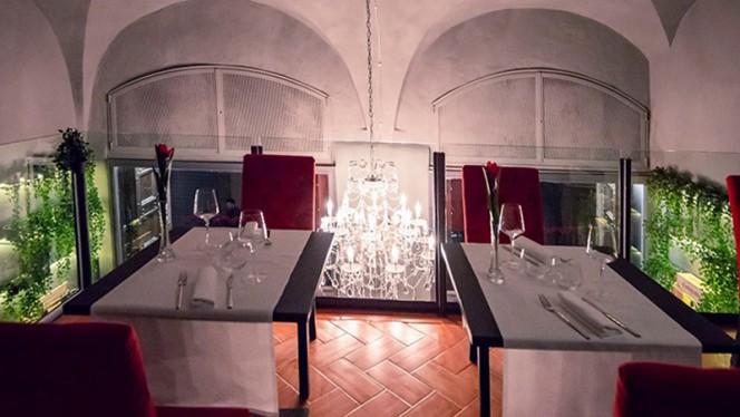 Vista della sala - Casato Ristorante Wine Bar, Siena