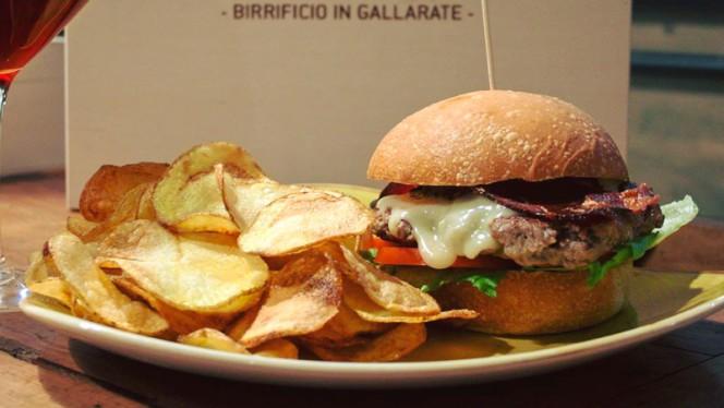 Hamburger Homemade - Degustibus, Gallarate