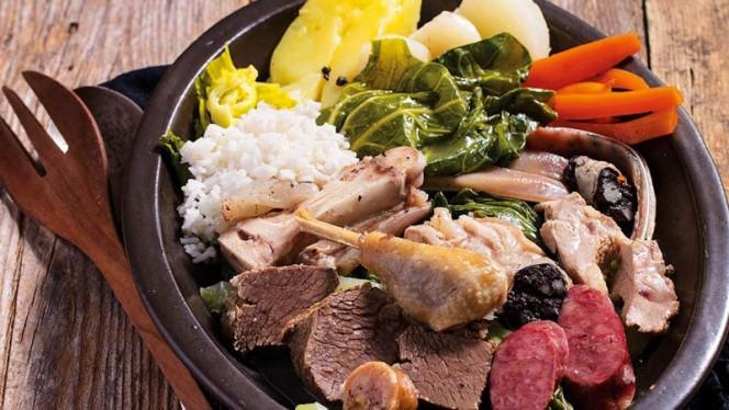 Sugestão prato - Tasquinha Du Mar,