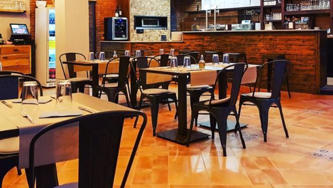 Sala - Il forno, El Vendrell