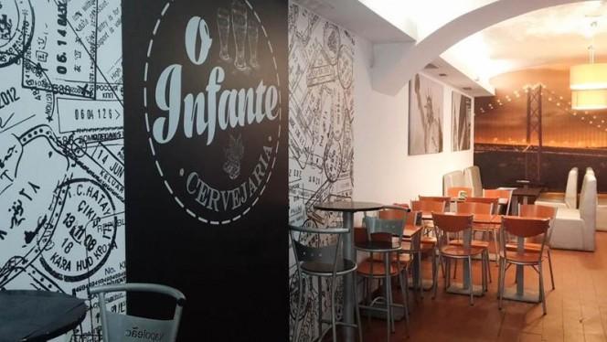 cantina - Cervejaria O Infante, Lisboa