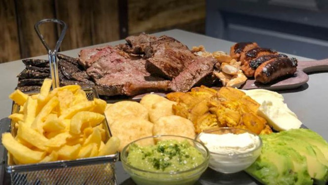 Sugerencia del chef - Roraima Bar Restaurante, Madrid