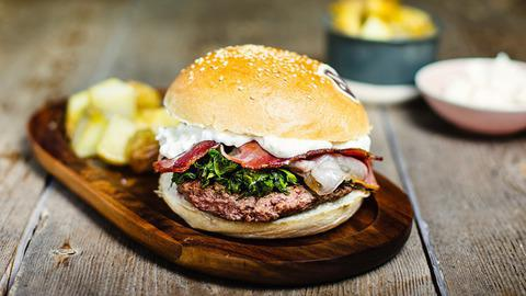 Fatto Bene Burger Monti, Milan