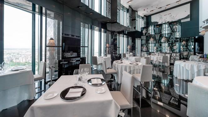 Restaurante con Vistas - Volvoreta - Eurostars Madrid Tower, Madrid