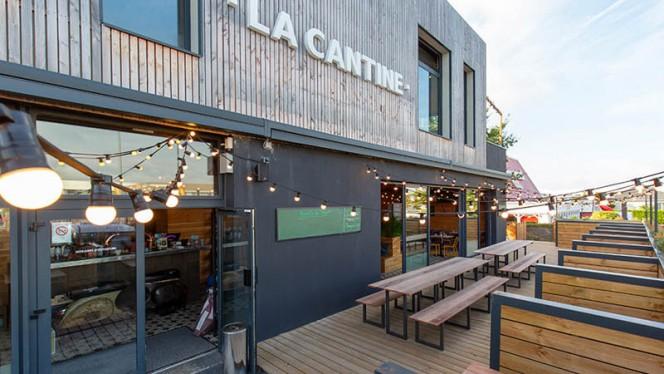 Devanture - La Cantine, Sainte-Luce-sur-Loire
