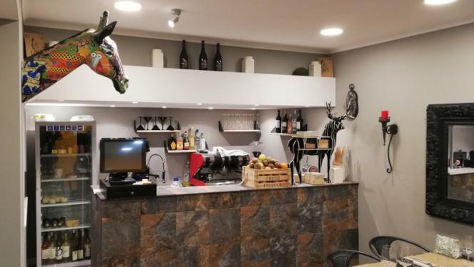Bar - Kong - Vegan Modern Food, Lisboa