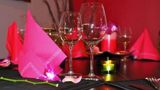 Restaurant - L'Orchidesia, Strasbourg