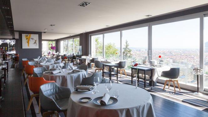 Vue de la salle - Restaurant Christian Tetedoie, Lyon
