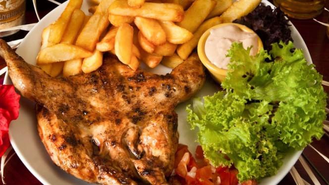 Suggerimento del piatto - El pollo loco, Torino