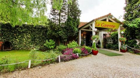 Auberge de la Garenne, Marcq-en-Barœul