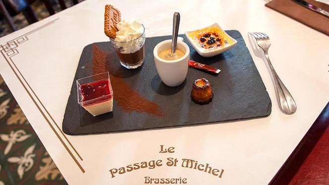 plat - La Brasserie du Passage Saint-Michel, Bordeaux
